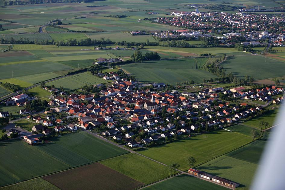 Merkershausen und Bad Königshofen