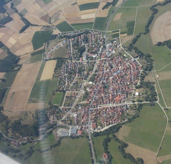 Welche Ortschaft wurde hier fotografiert?