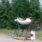 Segelflugsimulator der Akaflieg Braunschweig